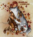 Sharlaa and Greylock