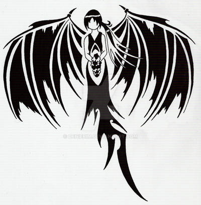 Broken Wings Design By Denierim On Deviantart