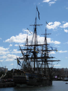 The Swedish Ship Goetheborg