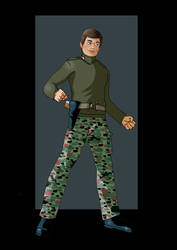 action man by nightwing1975
