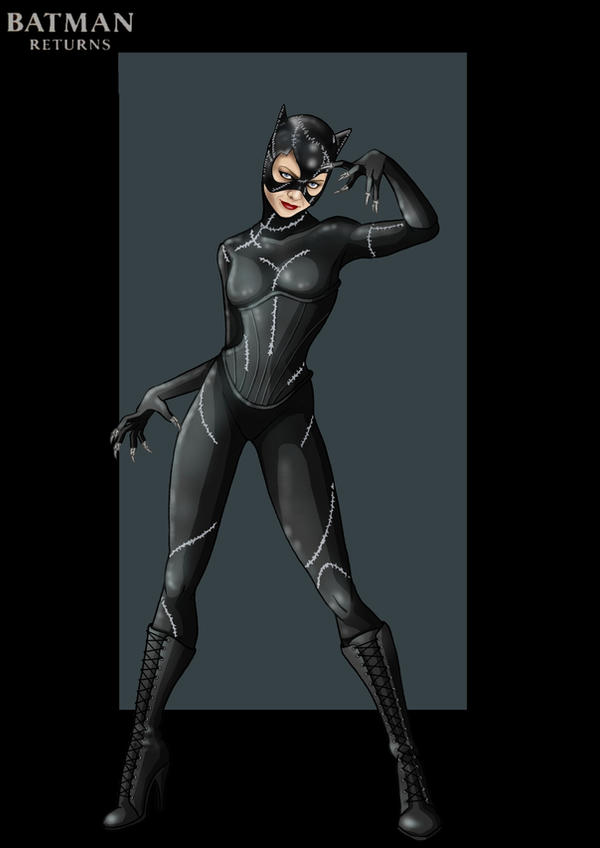 catwoman by nightwing1975