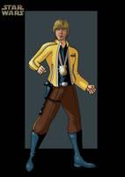 luke skywalker 5 by nightwing1975