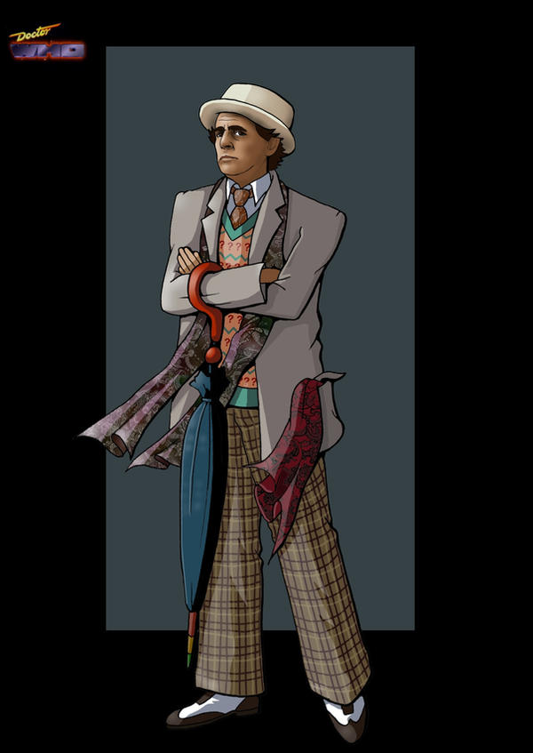 7th doctor by nightwing1975