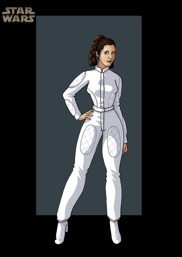 princess leia 5 by nightwing1975
