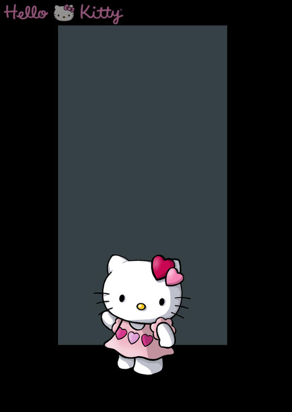 hello kitty by nightwing1975