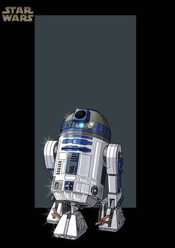 R2D2 by nightwing1975