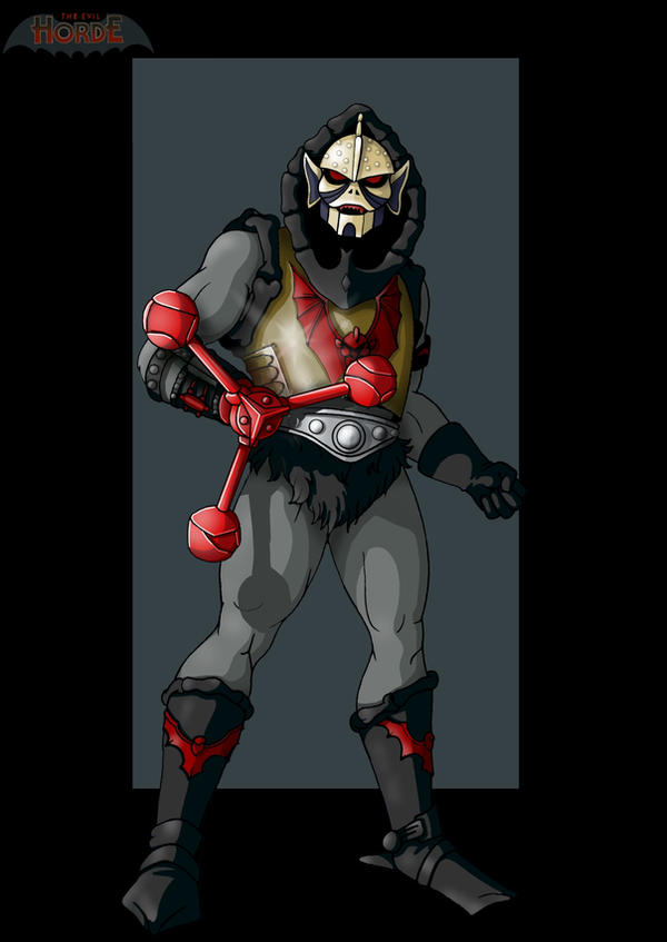hurricane hordak by nightwing1975