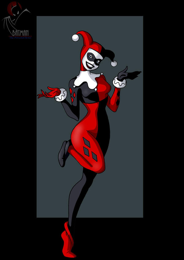 harley quinn by nightwing1975