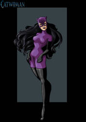 catwoman. by nightwing1975