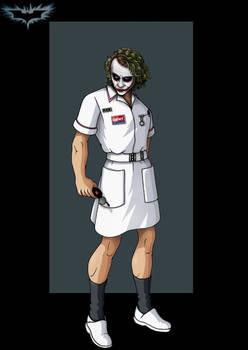 nurse joker  -  commission