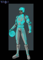 tron by nightwing1975