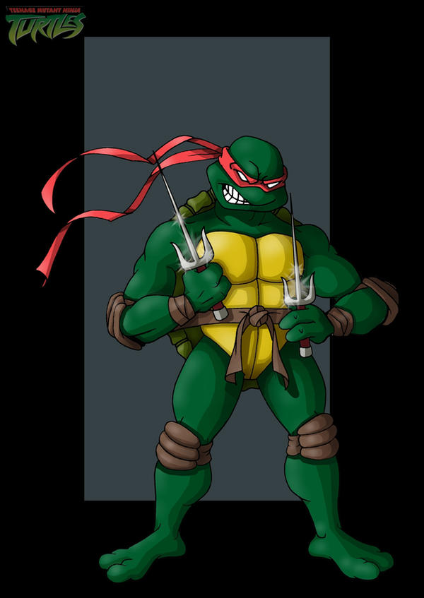 raphael by nightwing1975