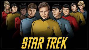 main crew - original series