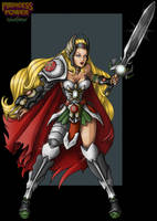 snake armor she-ra by nightwing1975