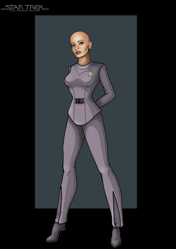 lieutenant ilia by nightwing1975