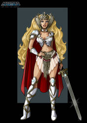 movie she-ra  -  contest entry by nightwing1975