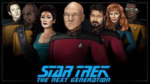 main crew - next generation