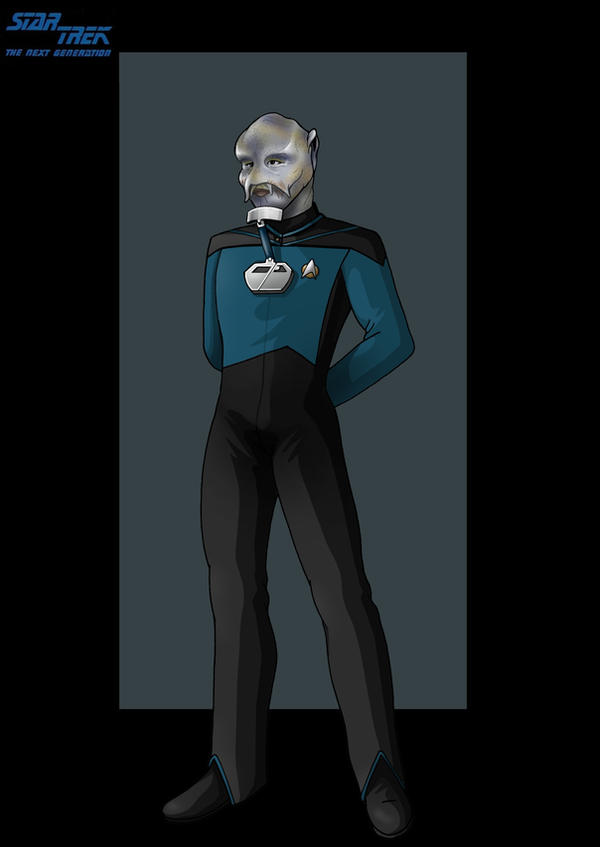 ensign mendon by nightwing1975
