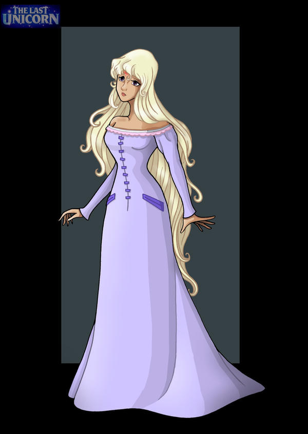 lady amalthea by nightwing1975