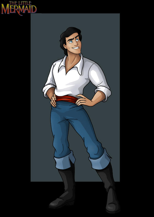 prince eric by nightwing1975