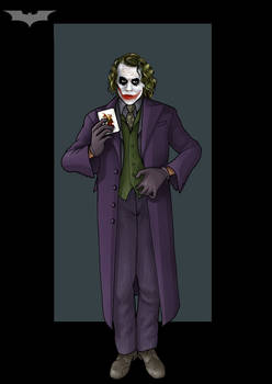 the joker  -  commission