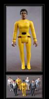 uhura  -  custom figure