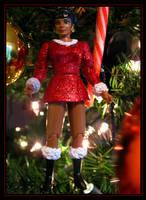 uhura christmas decoration by nightwing1975