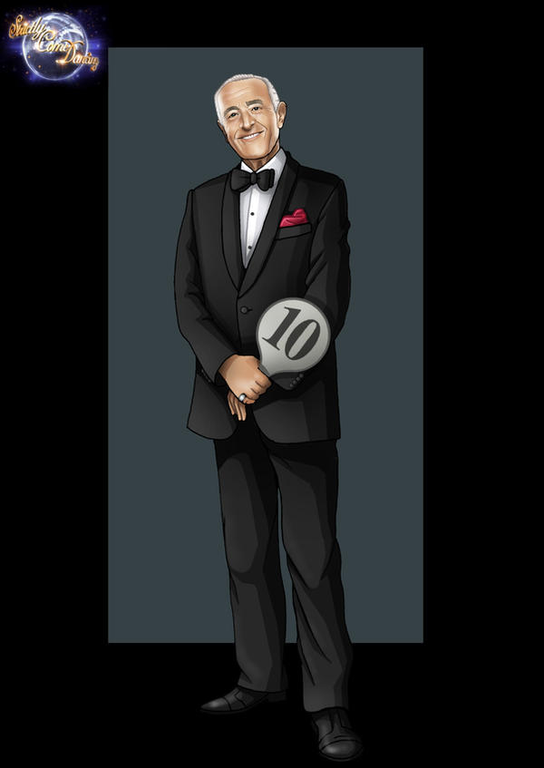 len goodman (SCD)  -  commission by nightwing1975