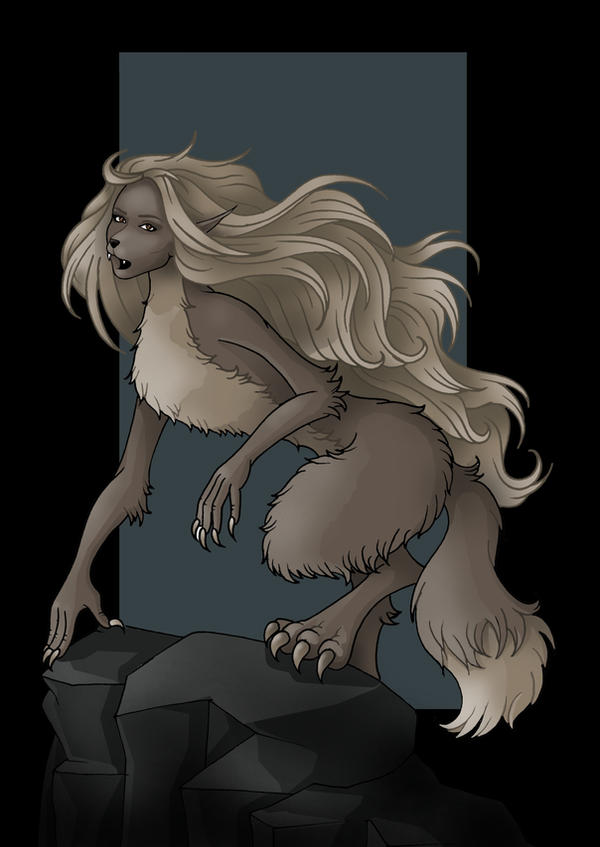 All About Female Werewolf Transformations I Love Werewolves