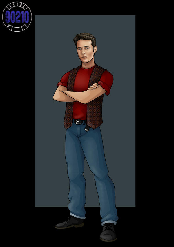 Brandon Walsh By Nightwing1975 On Deviantart
