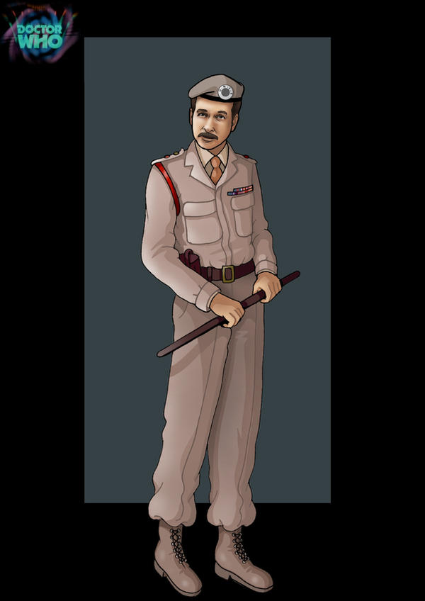 brigadier alistair gordon lethbridge-stewart by nightwing1975