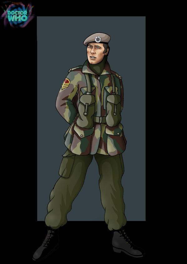 sergeant benton by nightwing1975