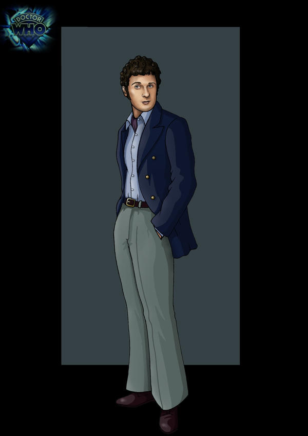 harry sullivan by nightwing1975