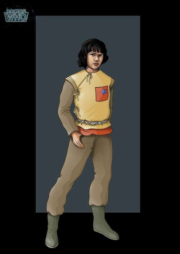 adric by nightwing1975