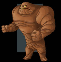 clayface by nightwing1975