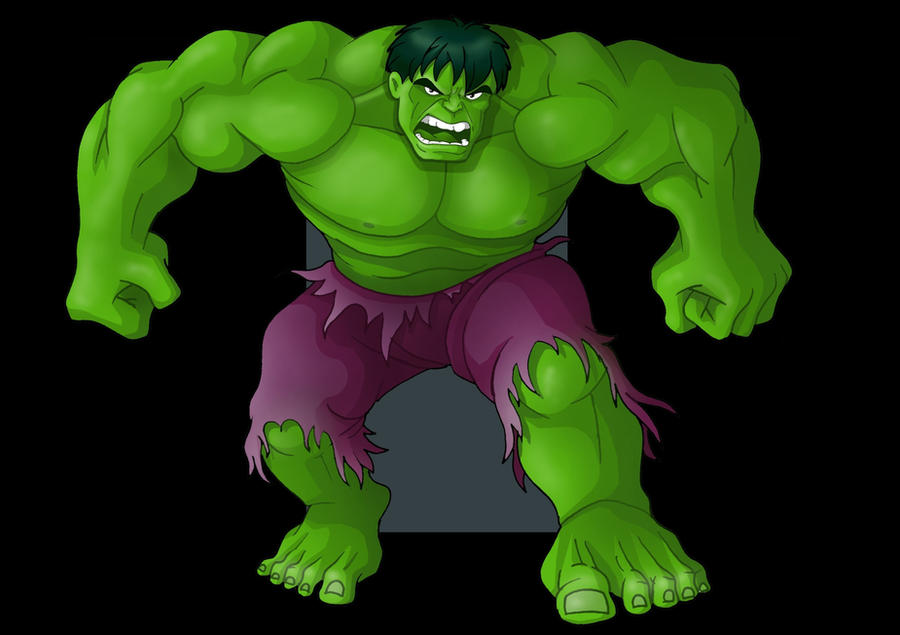 the incredible hulk by nightwing1975 on DeviantArt
