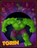 torin's hulk by nightwing1975