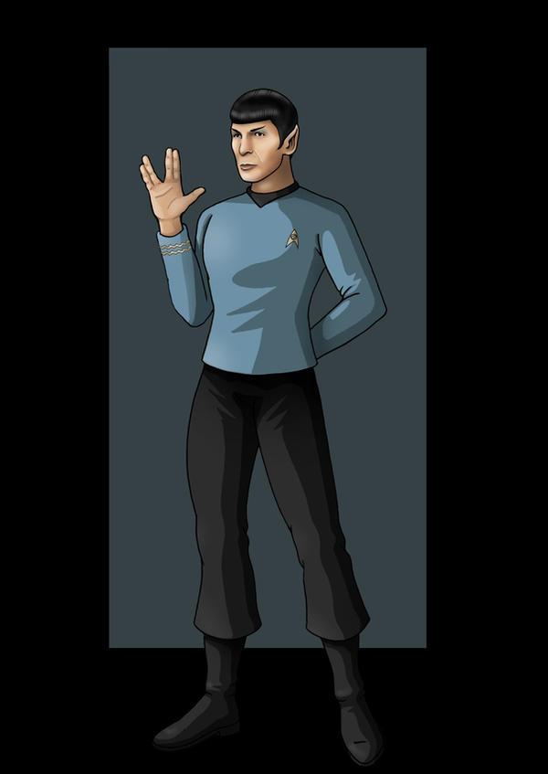 how to live like spock