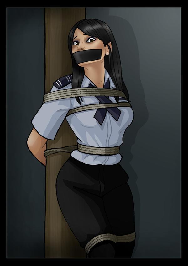Officer Bound By Nightwing1975 On Deviantart-2360