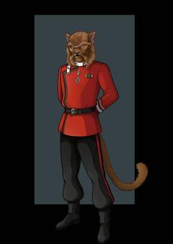 caitian admiral