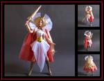 SDCC She-Ra (custom doll)