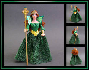 Queen Marlena (princess of power style) custom
