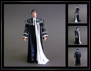 the valeyard (custom figure) by nightwing1975