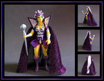 Evil-Lyn (vintage POP style) custom figure