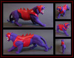 Catra cat form  -  custom figure