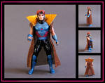 Gambit (princess of power style) custom figure