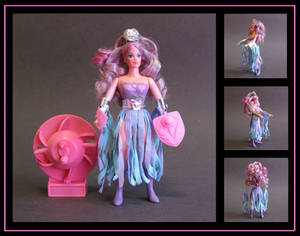 Spinnerella custom figure for sale