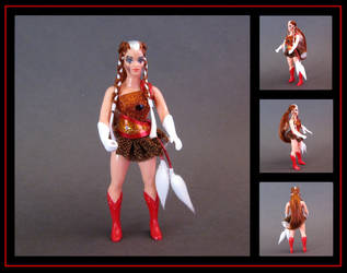 Pumyra (Princess of Power style) custom figure by nightwing1975