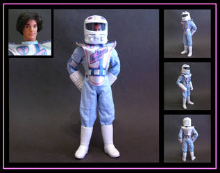 Dr. Ken Space Ranger - custom figure by nightwing1975