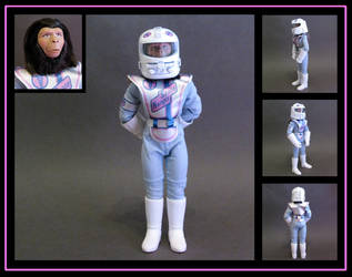 Dr. Zira Space Ranger - custom figure by nightwing1975